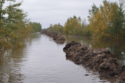 Во всем Хабаровском крае введен режим ЧС из-за потопа