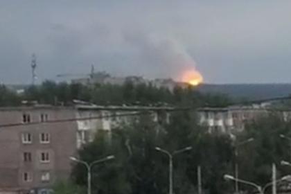 Стало известно о пострадавших при взрыве на российском военном складе