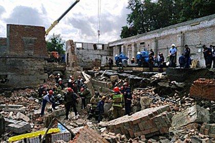 Названа возможная причина обрушения стены в Новосибирске