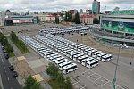 «Башавтотранс» получил еще 180 новых автобусов «Вектор Нэкст»