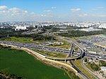В Москве открыта развязка МКАД — Бесединское шоссе