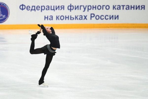 Алина Загитова: На льду стала чувствовать себя спокойнее и свободнее
