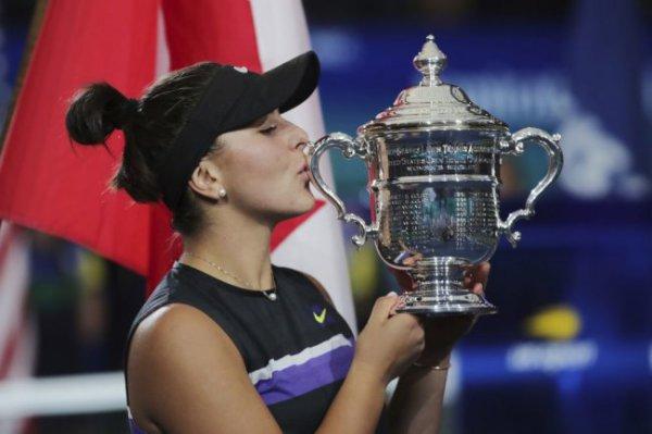 Андрееску обыграла Серену Уильямс в финале US Open