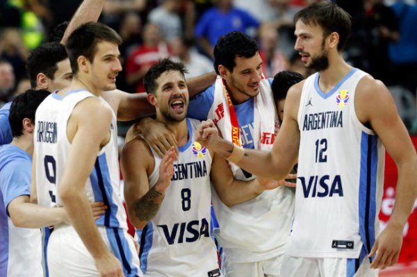 Аргентинцы выбили сербов в четвертьфинале баскетбольного ЧМ-2019