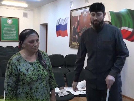 В Чечне задержали колдунью и заставили извиниться