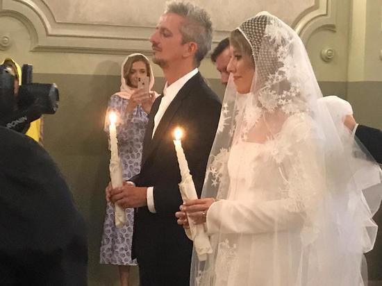 Священники отреагировали на венчание Собчак и Богомолова: «Дикость и безобразие»