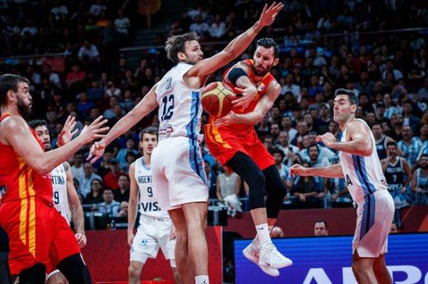 Завершился чемпионат мира по баскетболу