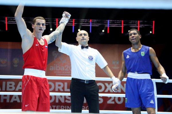 Три российских боксера вышли в финал чемпионата мира