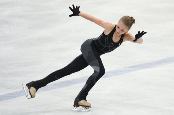 Александра Трусова побила два мировых рекорда Алины Загитовой