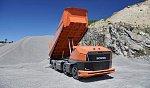 Автономный самосвал Scania демонстрирует будущее беспилотных грузовиков