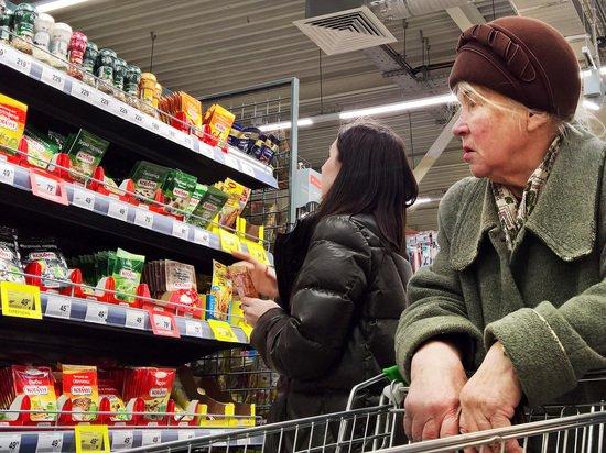 Россияне резко сократили количество покупок: денег на магазины не осталось