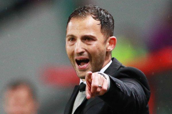 Доменико Тедеско назвали претендентом на пост главного тренера