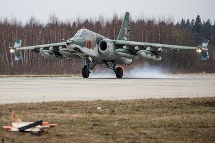 Найдены черные ящики взорвавшегося Су-25
