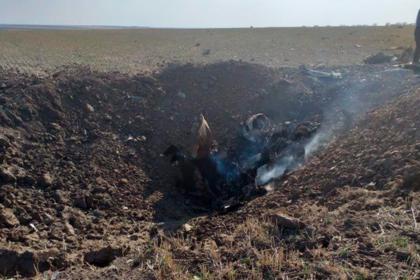 Минобороны подтвердило гибель пилотов взорвавшегося Су-25