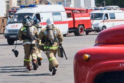 Названа причина гибели восьми человек при пожаре в российской пятиэтажке
