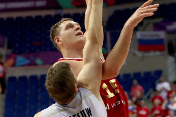 Тимофей Мозгов: Я просто хочу играть в баскетбол