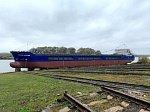 Спущено на воду восьмое многоцелевое сухогрузное судно проекта RSD32M «Анатолий Николаев»