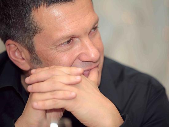 Осеннее обострение: ведущий Владимир Соловьев пожаловался на травлю