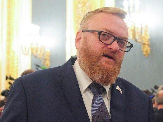 Милонов нашел у Бузовой схожее с сифилисом нравственное заболевание