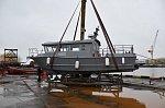 Северная судостроительная компания выпустила катер нового проекта «Баренц — 1100»
