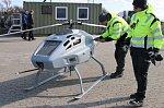 В Дании запустили проект для проведения осмотра судов с помощью «умных» дронов