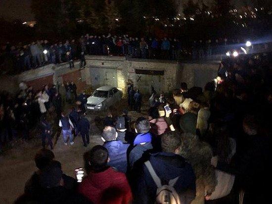 Жители Саратова требуют выдать им убийцу девятилетней Лизы