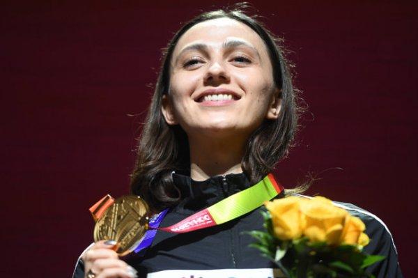 Две россиянки номинированы на звание лучшей легкоатлетки года в Европе