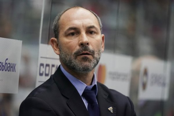 Сергей Зубов уволен с поста главного тренера