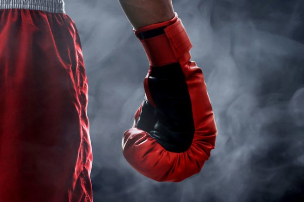 Американский боксер впал в кому после нокаута