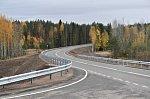 Завершена реконструкция участка дороги «Олонец-Вяртсиля» в Карелии