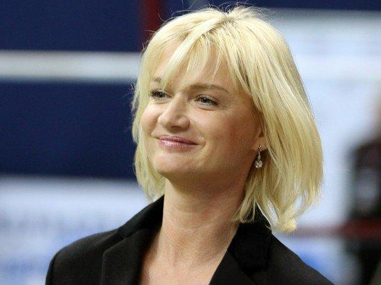 40-летняя Светлана Хоркина родила второго ребенка