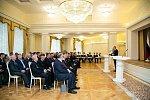 Министр транспорта наградил работников автомобильного транспорта и дорожного хозяйства