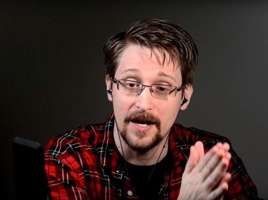 Сноуден: я оказался в ловушке в стране, которую не выбирал