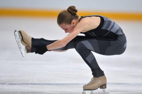 Александра Трусова с двумя мировыми рекордами выиграла Гран-при Канады