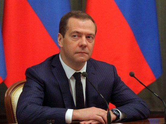 Медведев анонсировал экспериментальный налог для всей России