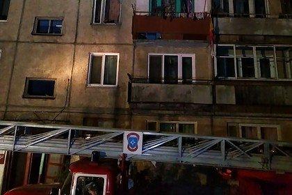 В Приморье произошел взрыв в жилом доме