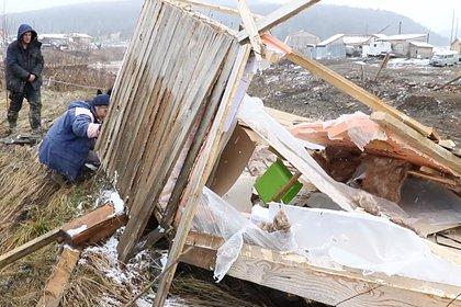 В Красноярском крае прорвало две дамбы