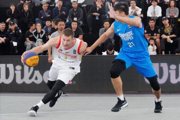 Команды России по баскетболу 3х3 выступят на Олимпиаде без отбора