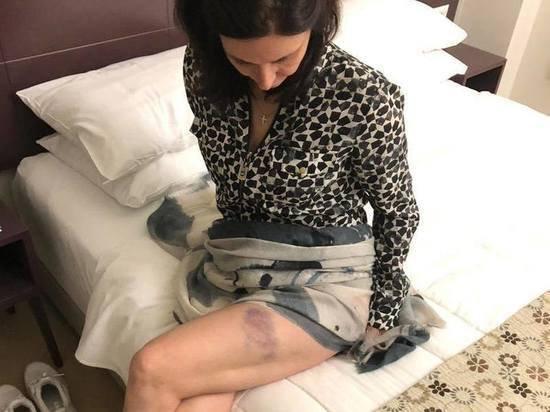 Муж актрисы Вележевой рассказал подробности об инциденте в самолете