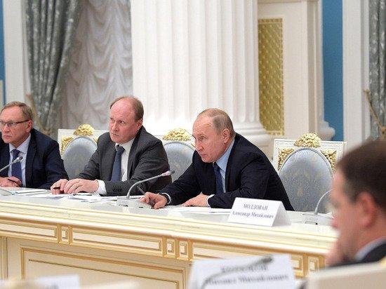 В «Википедии»не поняли слов Путина о замене энциклопедии