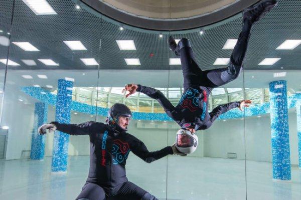 В Чечне соберутся лучшие в мире прыгуны в аэротрубе