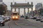 В Петербурге испытали первый в России трамвай на водородном топливе