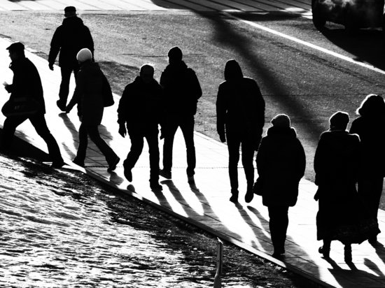 Счетная палата зафиксировала опасный уровень убыли населения России