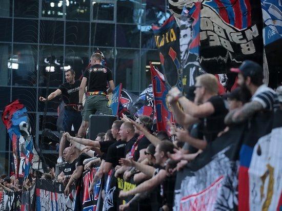 Посольство РФ пытается освободить болельщиков ЦСКА, задержанных в Венгрии