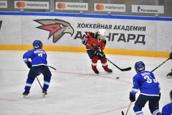 В Омске открыли хоккейную академию мирового уровня