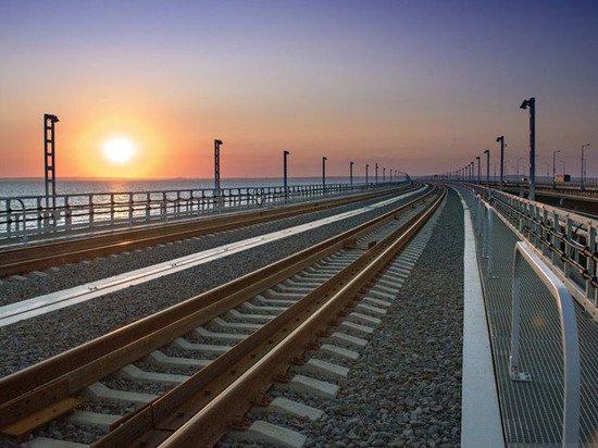 Билеты на поезд в Крым обойдутся по цене авиаперелета