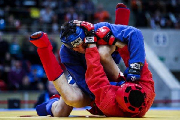 Россия досрочно выиграла медальный зачет на ЧМ по самбо в Корее