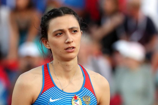 Ласицкене предложила себя на замену Акинфееву в сборной России
