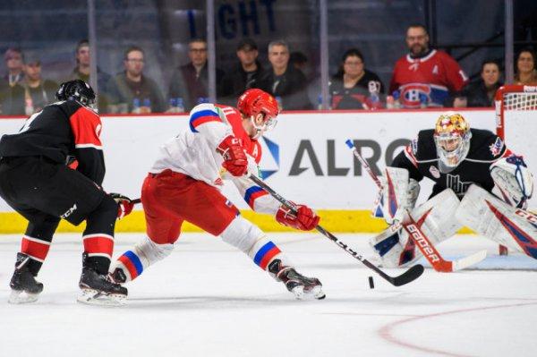 Валерий Брагин: С любой канадской командой интересно играть