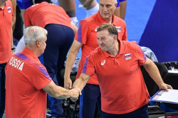 Бузато утвержден главным тренером женской сборной России по волейболу